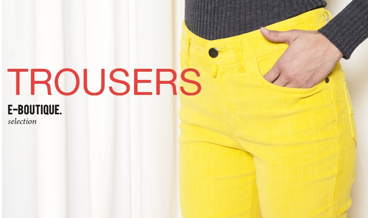Estore Sugar Trousers