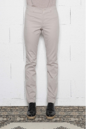 Trouser 98% cotton 2% elastane