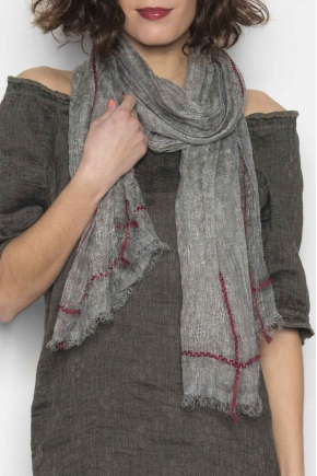 Arabic scarf 95% linen 5% cotton