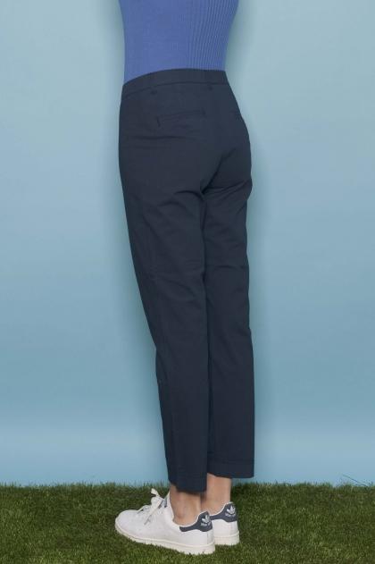 Pantalon Court 96% Coton  4% Elasthanne