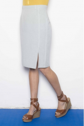 Skirt 50% Flax 50% Viscose