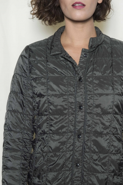 "Padded nylon jacket ""pen"" 100% polyamide"