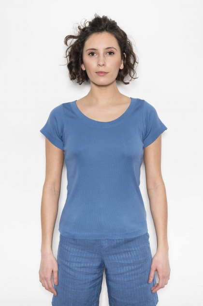T-shirt dimensions 2/2 97% cotton 3% elasthanne