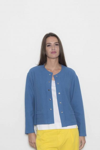 Vest 94% cotton 6 % elastane