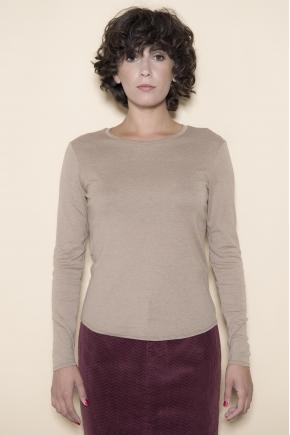 Tee shirt 50% cotton 50% polyamide