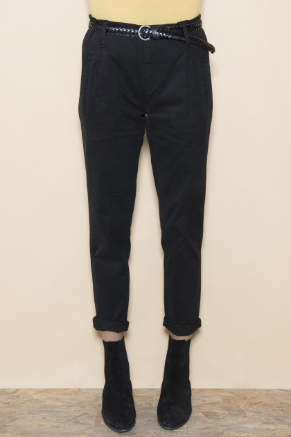 Short pants gabardine stretch 93% cotton 6% wool 1% elastane