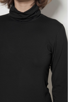 Sous-Pull 96% viscose 4% elasthanne