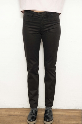 Satin trousers 49% lyocell 48% cotton 3% elastane