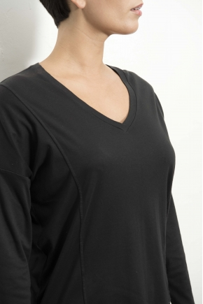 Shirt stitch  1: 1 50% cotton 50 % modal