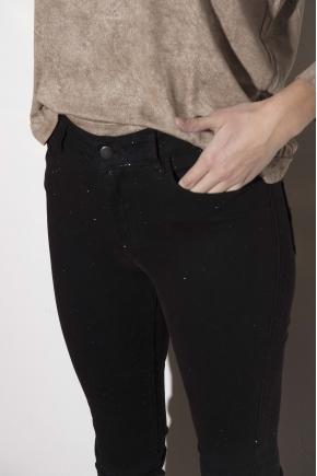 Pantalon 60% lyocel 37% coton 3 élasthanne