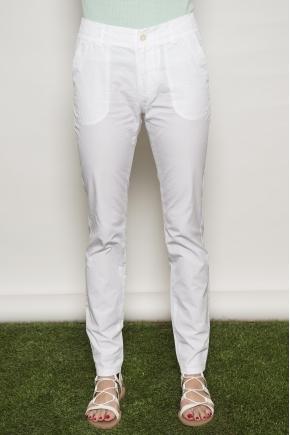 Pantalon fine popeline 100% coton