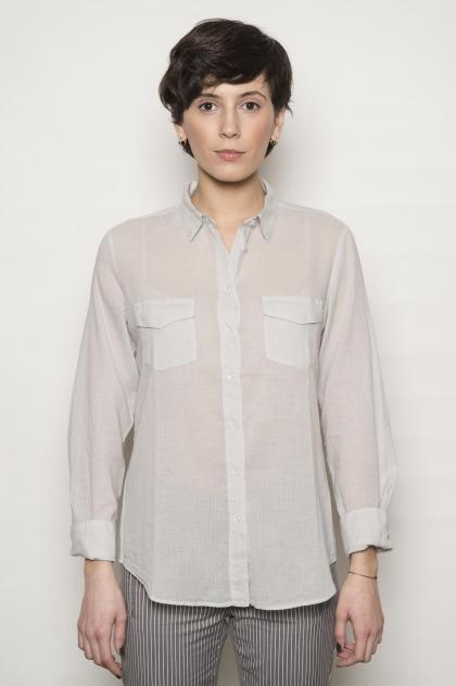 "Sail shirt ""feather"" 100% cotton"
