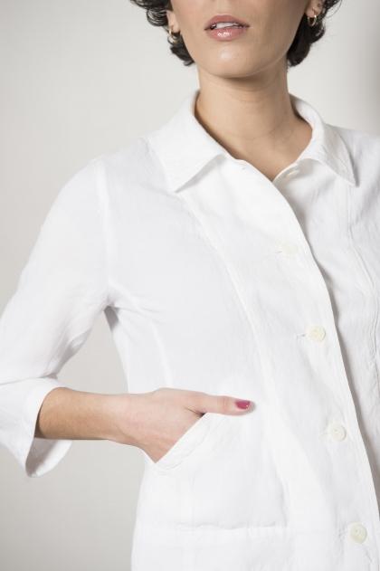 Jacket 50% linen 50% viscose