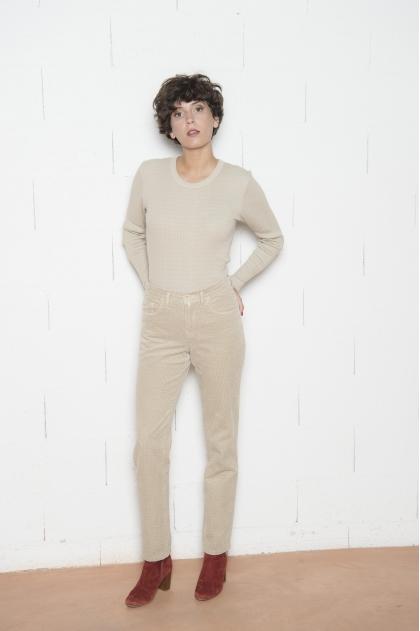 Vintage velvet trousers