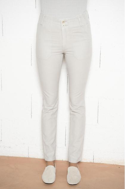 Pantalon Fluide suédine 70% VISCOSE 30 % COTON