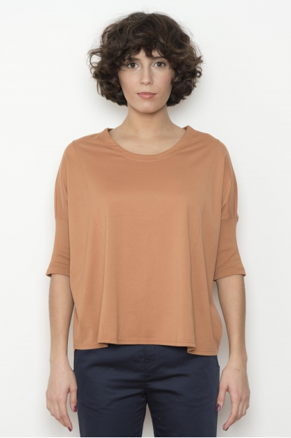 """Tee-shirt  """"Jersey Plume"""" 100% COTON"""