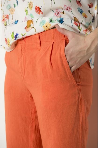 Trousers 50% LINEN 50% VISCOSE