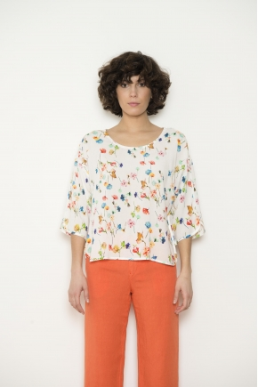 Blouse 100% polyester
