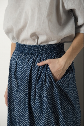100% COTTON skirt