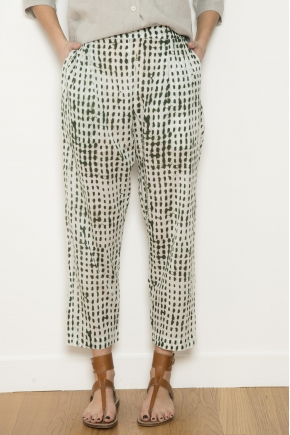 Cotton voile trousers 100% COTTON