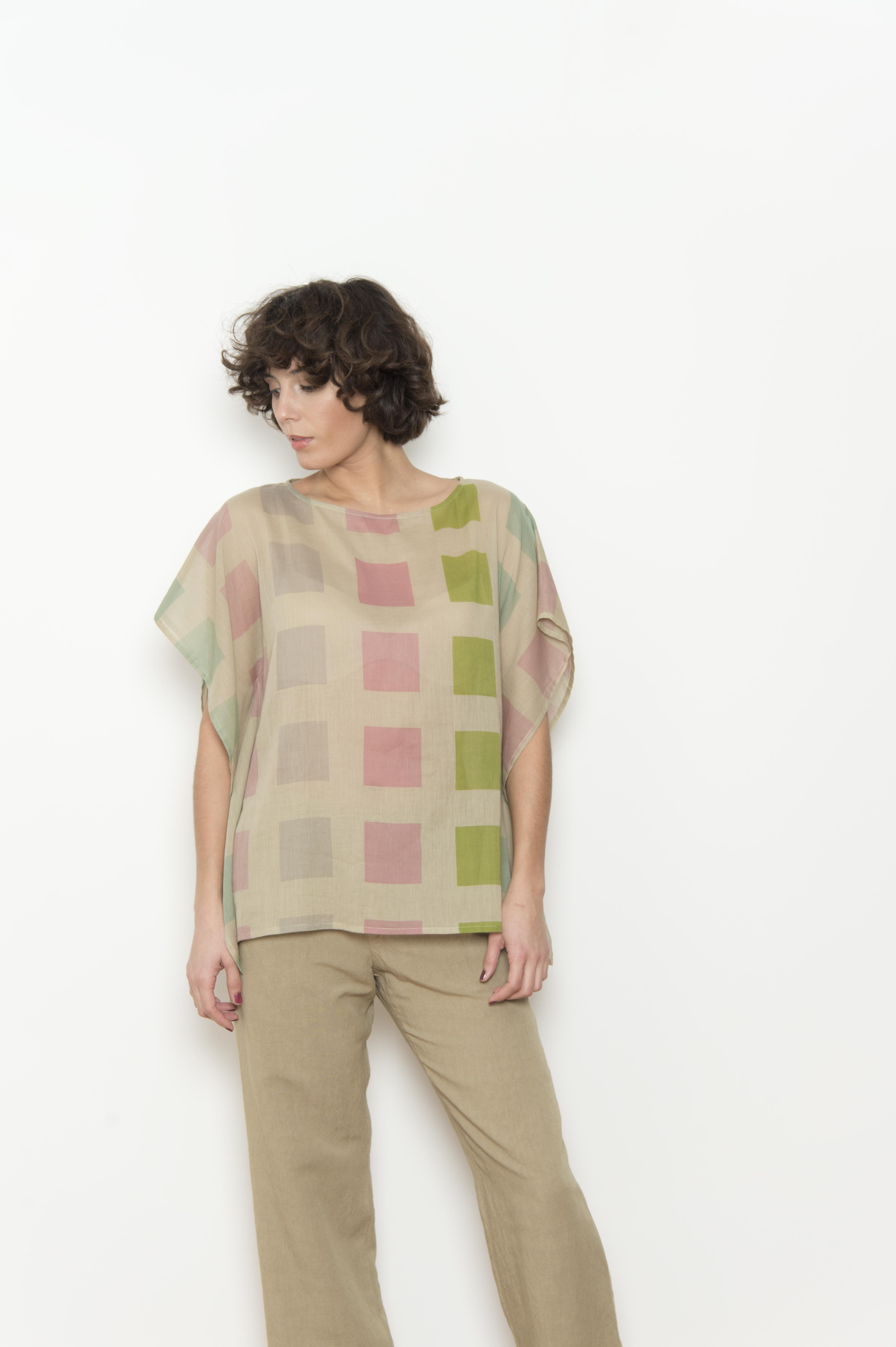 Tunic 100% COTTON