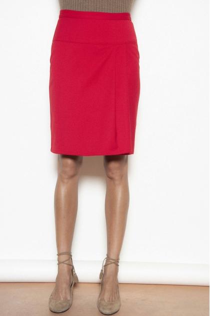 Skirt 72% polyester 26% viscose 2% elastane