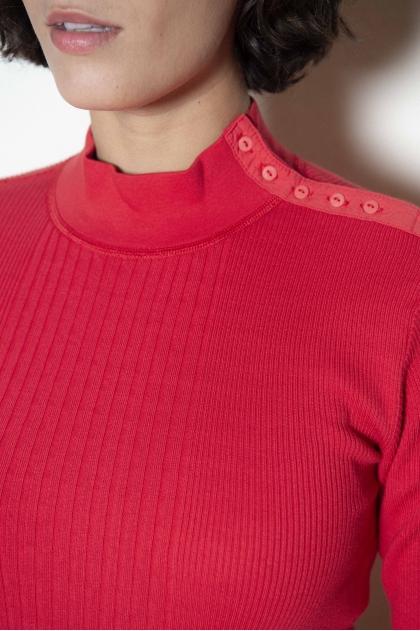 "Tee-shirt maille ""Richelieu"" 100% coton"