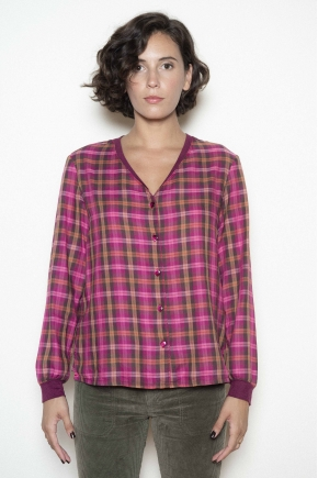 100% viscose shirt