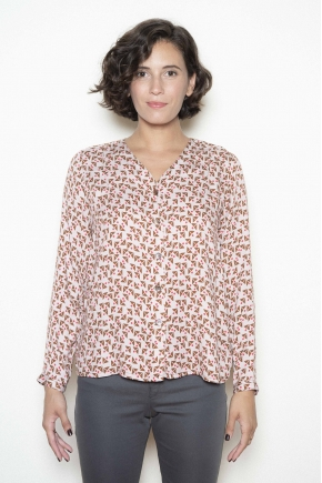 100% Viscose blouse