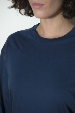 T-shirt 85% cotton 15% cashmere