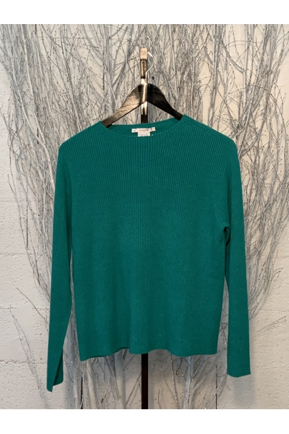Sweater 65% Viscose 30% Polyester 5% Mohair