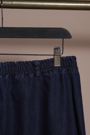 Skirt 76% cotton 24% polyester
