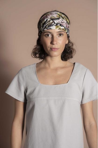 100% polyamide headband