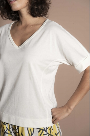 Tee-shirt  maille jersey 100% COTON