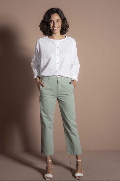 Trousers 100% cotton