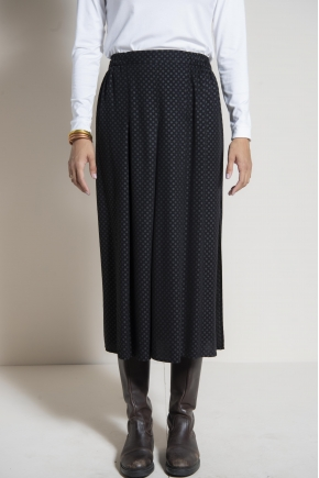 Long skirt 100% viscose