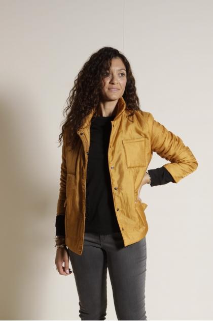 100% polyamide jacket
