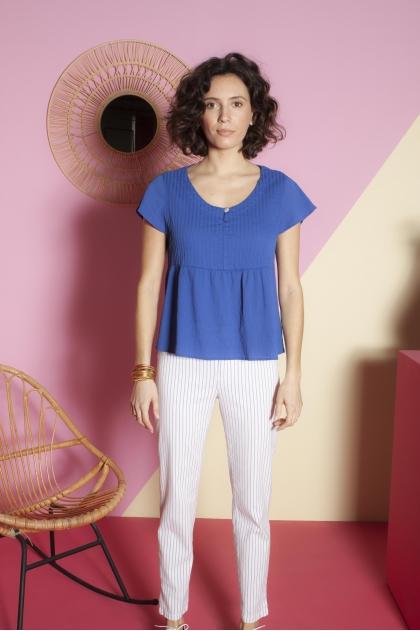 100% cotton tunic