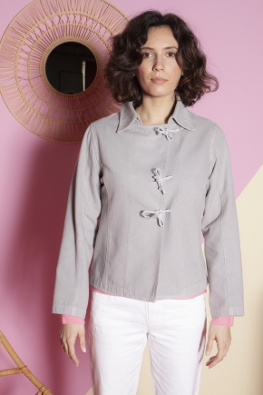 Jacket 100% cotton