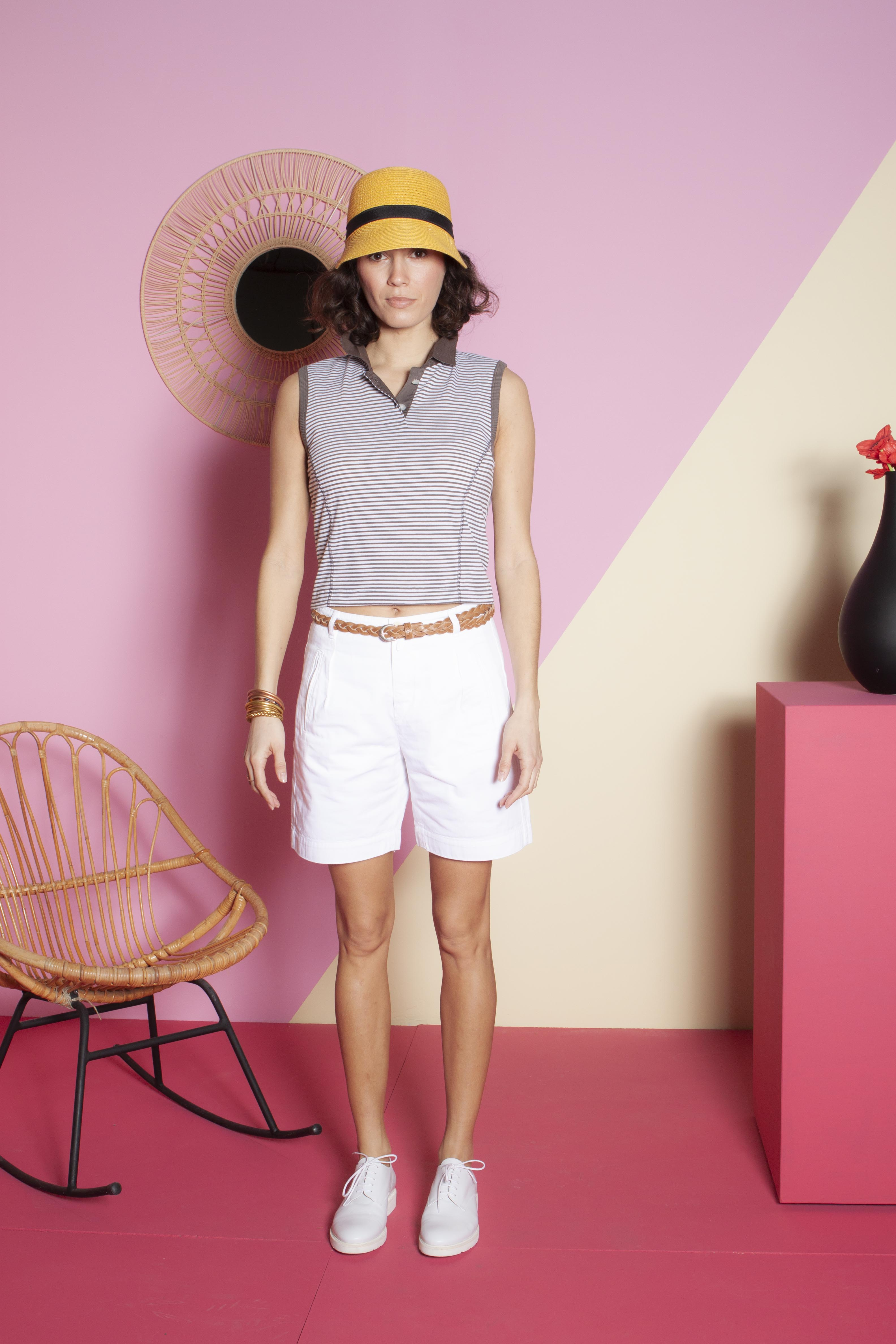 Polo 59% polyester 41% cotton