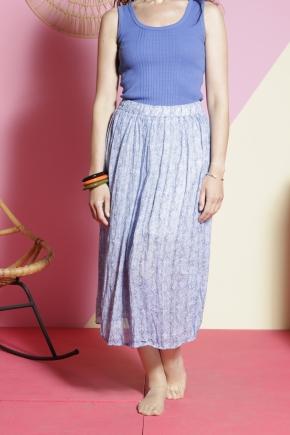 100% ramie long petticoat