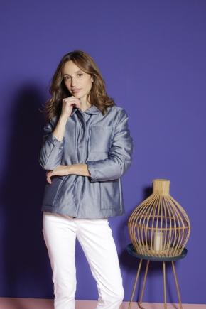 Jacket 60% cotton 40% viscose