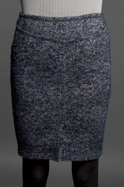 @Pantalon droit