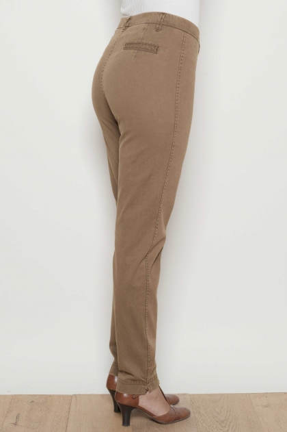 Trousers 97% cotton 3% elasthanne