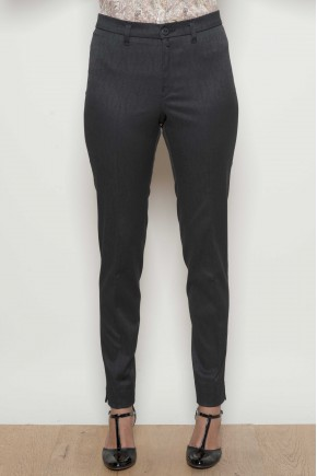 Trousers 53% cotton 44% polyester 3% elasthanne